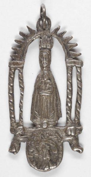 Luis Alba - Medalla de la Virgen del Sagrario - 039 anverso