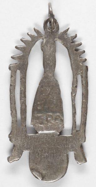 Luis Alba - Medalla de la Virgen del Sagrario - 039 reverso