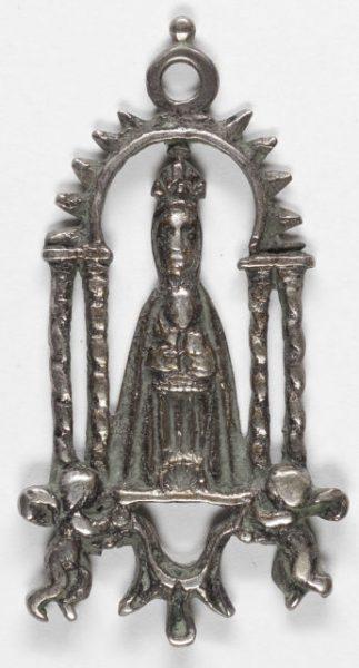 Luis Alba - Medalla de la Virgen del Sagrario - 040 anverso