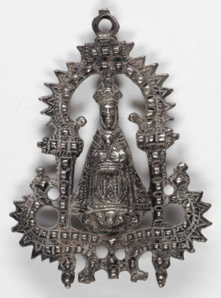 Luis Alba - Medalla de la Virgen del Sagrario - 043 anverso