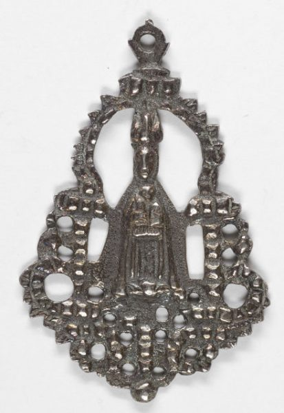 Luis Alba - Medalla de la Virgen del Sagrario - 045 anverso