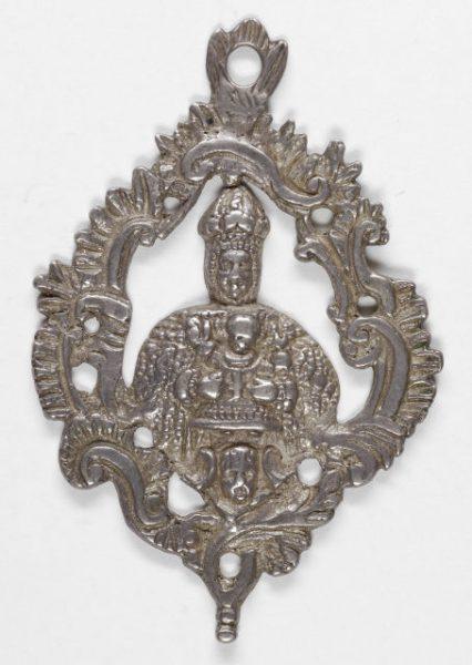 Luis Alba - Medalla de la Virgen del Sagrario - 047 anverso