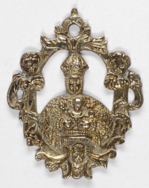 Luis Alba - Medalla de la Virgen del Sagrario - 050 anverso