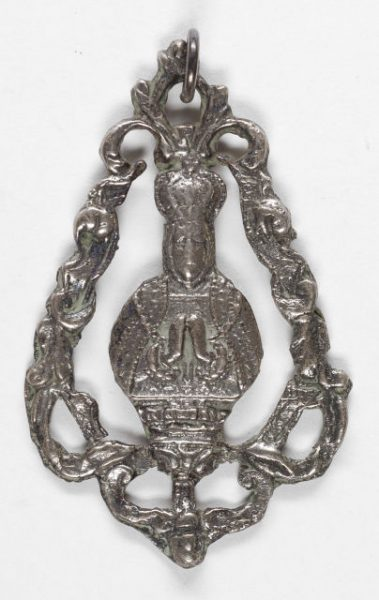 Luis Alba - Medalla de la Virgen del Sagrario - 051 anverso