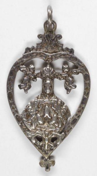Luis Alba - Medalla de la Virgen del Sagrario - 052 anverso