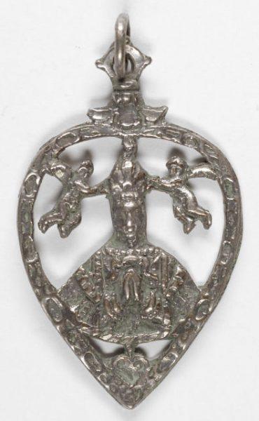 Luis Alba - Medalla de la Virgen del Sagrario - 053 anverso