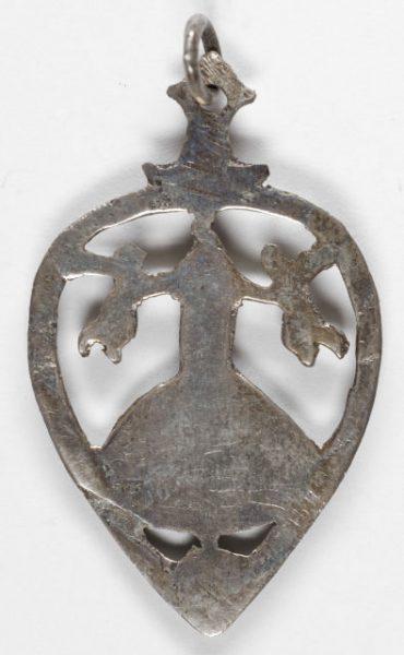 Luis Alba - Medalla de la Virgen del Sagrario - 053 reverso