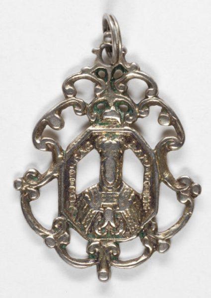 Luis Alba - Medalla de la Virgen del Sagrario - 055 anverso