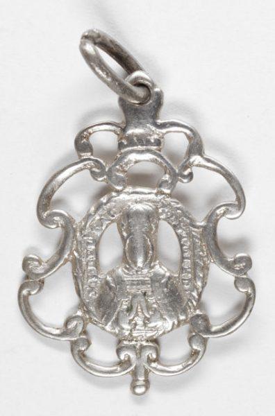 Luis Alba - Medalla de la Virgen del Sagrario - 056 anverso