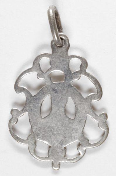 Luis Alba - Medalla de la Virgen del Sagrario - 056 reverso