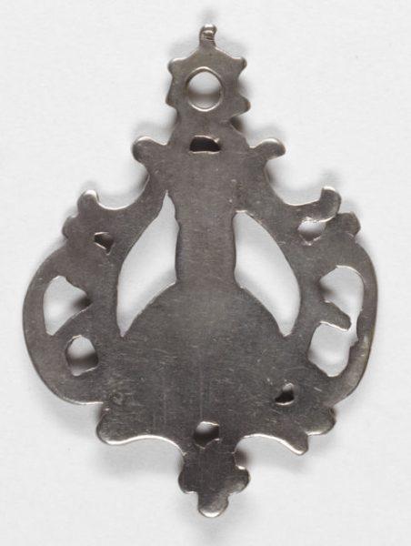 Luis Alba - Medalla de la Virgen del Sagrario - 057 reverso