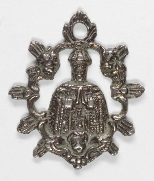 Luis Alba - Medalla de la Virgen del Sagrario - 058 anverso