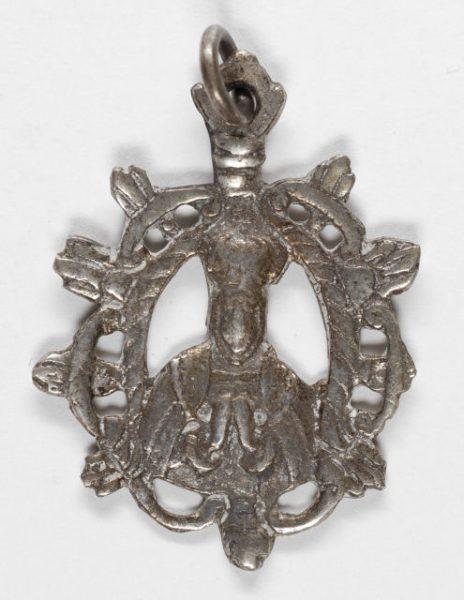 Luis Alba - Medalla de la Virgen del Sagrario - 059 anverso