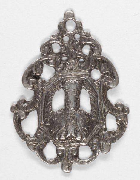 Luis Alba - Medalla de la Virgen del Sagrario - 060 anverso