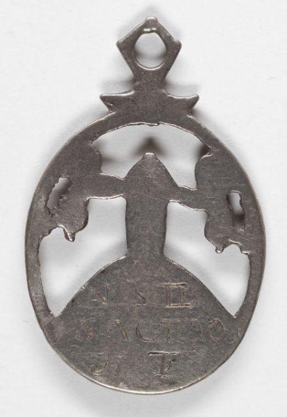 Luis Alba - Medalla de la Virgen del Sagrario - 061 reverso