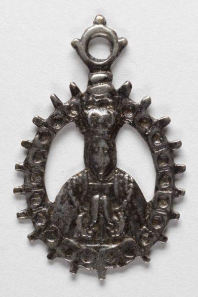 Luis Alba - Medalla de la Virgen del Sagrario - 063 anverso