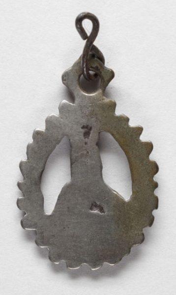Luis Alba - Medalla de la Virgen del Sagrario - 066 reverso
