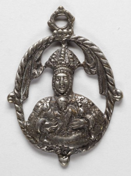 Luis Alba - Medalla de la Virgen del Sagrario - 067 anverso