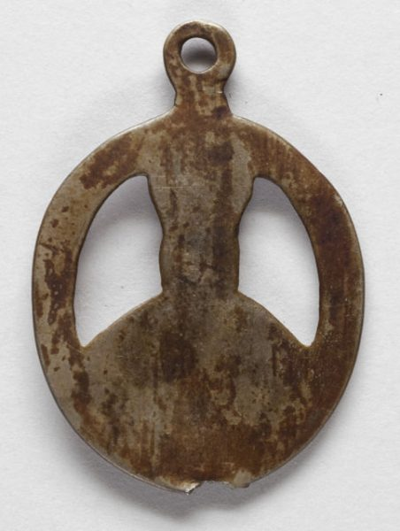 Luis Alba - Medalla de la Virgen del Sagrario - 068 reverso