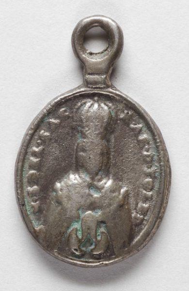 Luis Alba - Medalla de la Virgen del Sagrario - 071 anverso