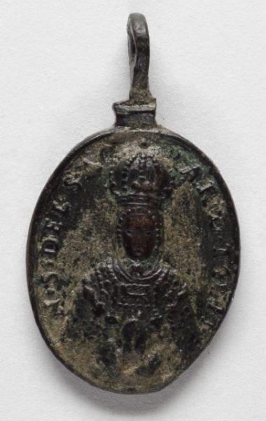 Luis Alba - Medalla de la Virgen del Sagrario - 072 anverso