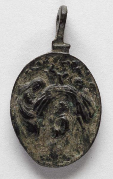 Luis Alba - Medalla de la Virgen del Sagrario - 072 reverso