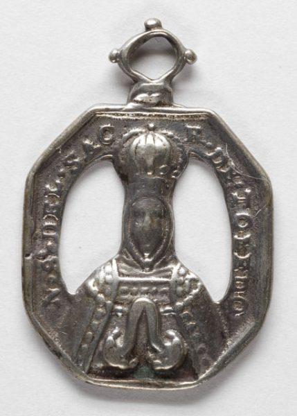 Luis Alba - Medalla de la Virgen del Sagrario - 075 anverso