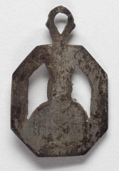 Luis Alba - Medalla de la Virgen del Sagrario - 076 reverso