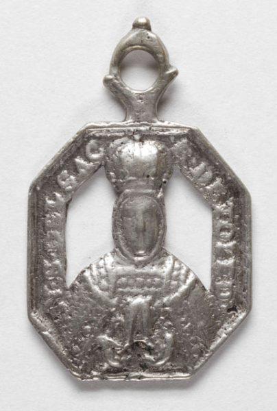 Luis Alba - Medalla de la Virgen del Sagrario - 079 anverso