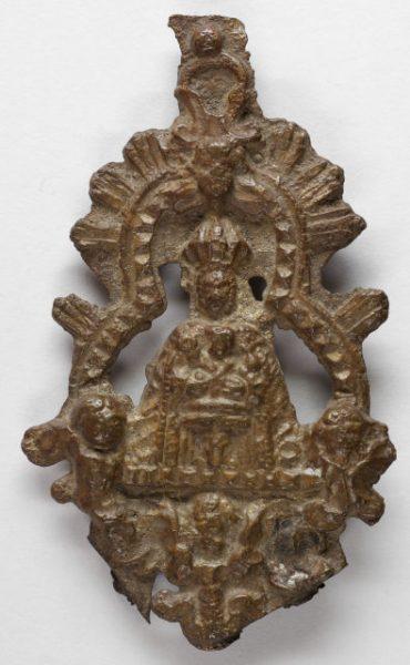 Luis Alba - Medalla de la Virgen del Sagrario - 084 anverso