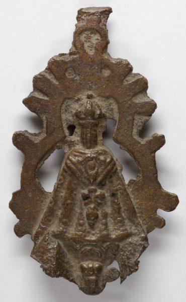 Luis Alba - Medalla de la Virgen del Sagrario - 084 reverso