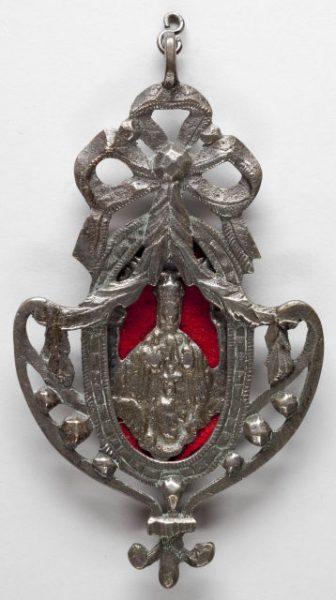Luis Alba - Medalla de la Virgen del Sagrario - 087 anverso