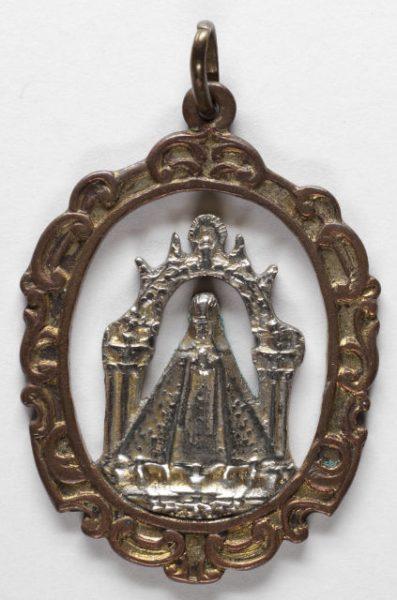 Luis Alba - Medalla de la Virgen del Sagrario - 088 anverso