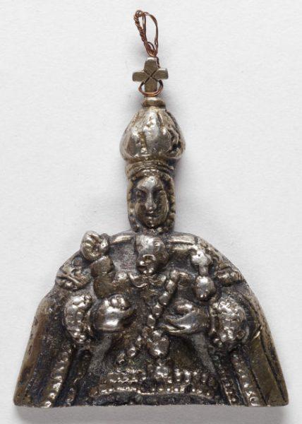 Luis Alba - Medalla de la Virgen del Sagrario - 089 anverso