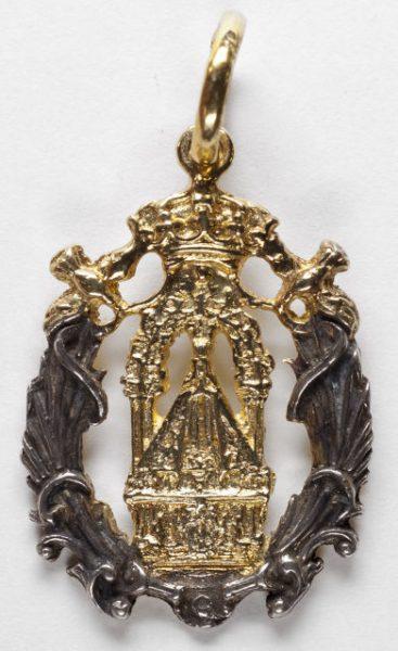 Luis Alba - Medalla de la Virgen del Sagrario - 090 anverso