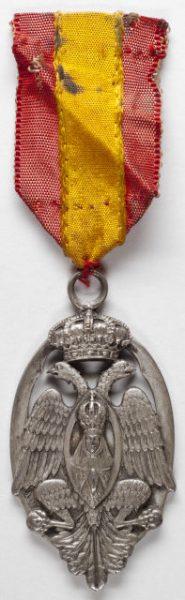 Luis Alba - Medalla de la Virgen del Sagrario - 098 anverso