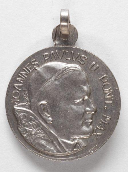 Luis Alba - Medalla de la Virgen del Sagrario - 107 reverso