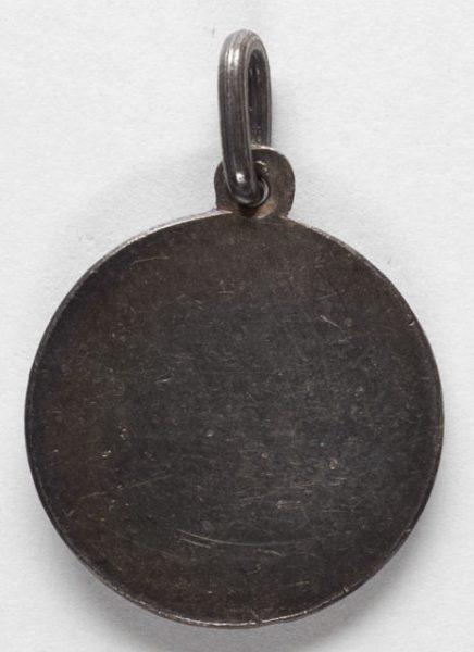 Luis Alba - Medalla de la Virgen del Sagrario - 109 reverso