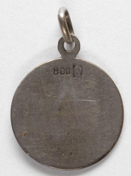 Luis Alba - Medalla de la Virgen del Sagrario - 111 reverso
