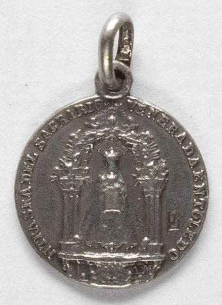 Luis Alba - Medalla de la Virgen del Sagrario - 113 anverso