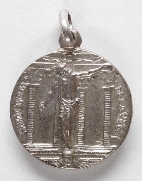 Luis Alba - Medalla de la Virgen del Sagrario - 114 reverso