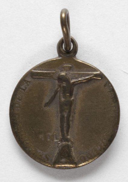 Luis Alba - Medalla de la Virgen del Sagrario - 116 reverso