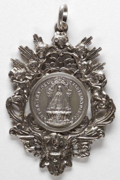 Luis Alba - Medalla de la Virgen del Sagrario - 117 anverso