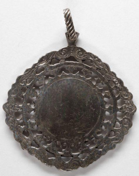 Luis Alba - Medalla de la Virgen del Sagrario - 118 reverso