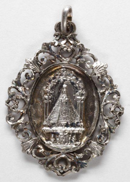 Luis Alba - Medalla de la Virgen del Sagrario - 120 anverso