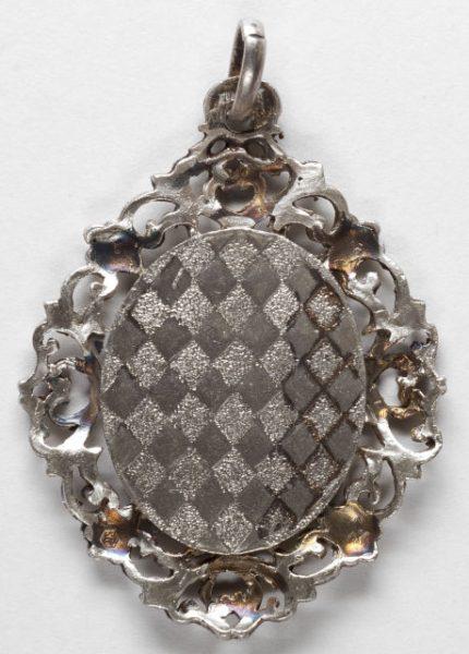 Luis Alba - Medalla de la Virgen del Sagrario - 120 reverso