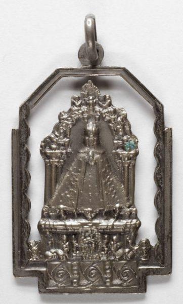 Luis Alba - Medalla de la Virgen del Sagrario - 121 anverso