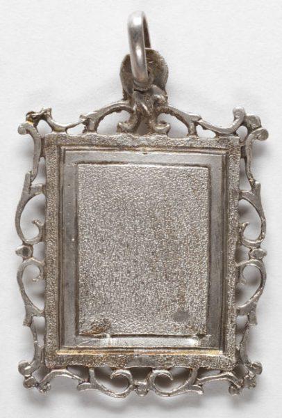 Luis Alba - Medalla de la Virgen del Sagrario - 124 reverso