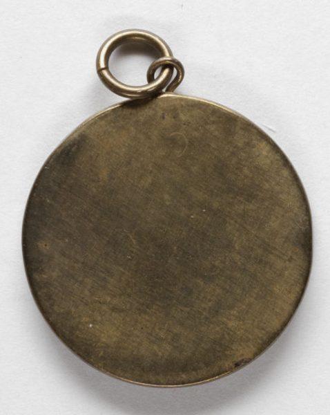 Luis Alba - Medalla de la Virgen del Sagrario - 126 reverso