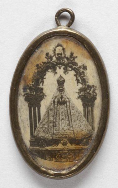 Luis Alba - Medalla de la Virgen del Sagrario - 127 anverso